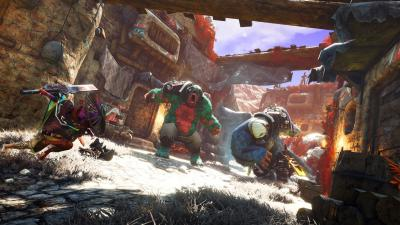 Video Game Biomutant Wallpaper 68919