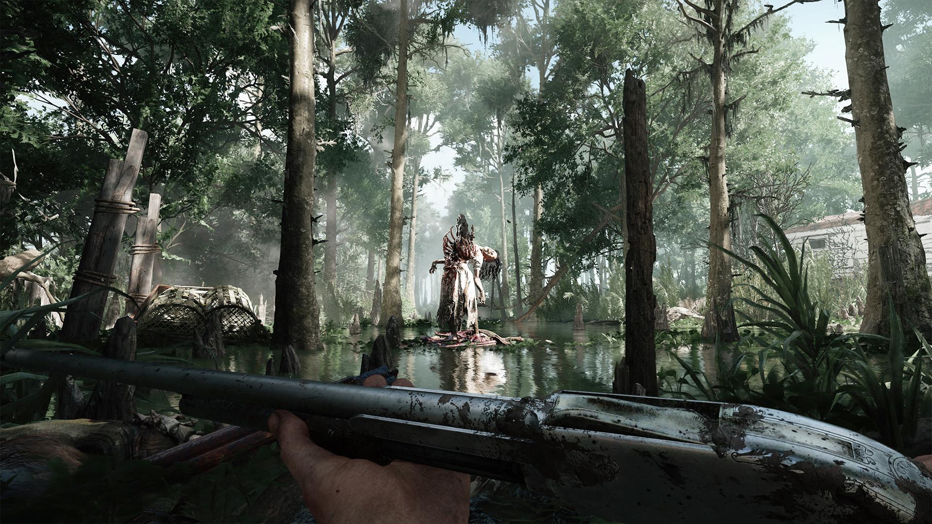 4k hunt showdown wallpaper 69632