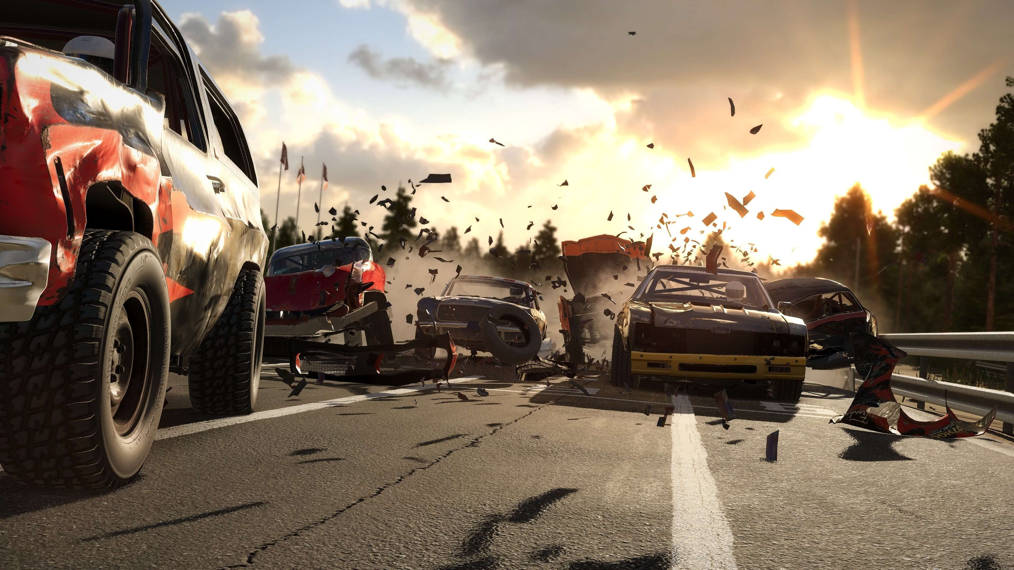 4k wreckfest wallpaper 69660