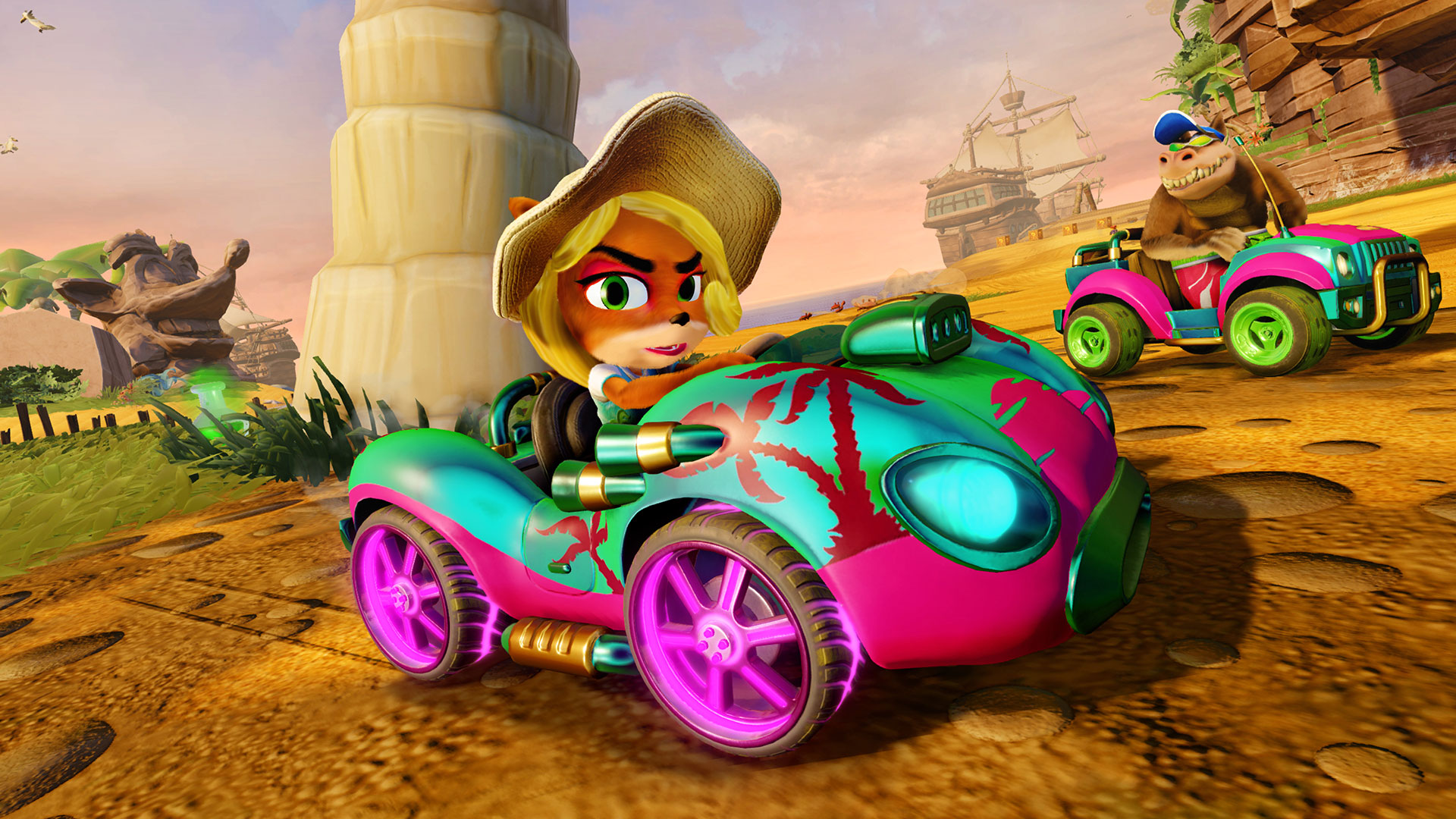 crash team racing nitro fueled wallpaper 68129