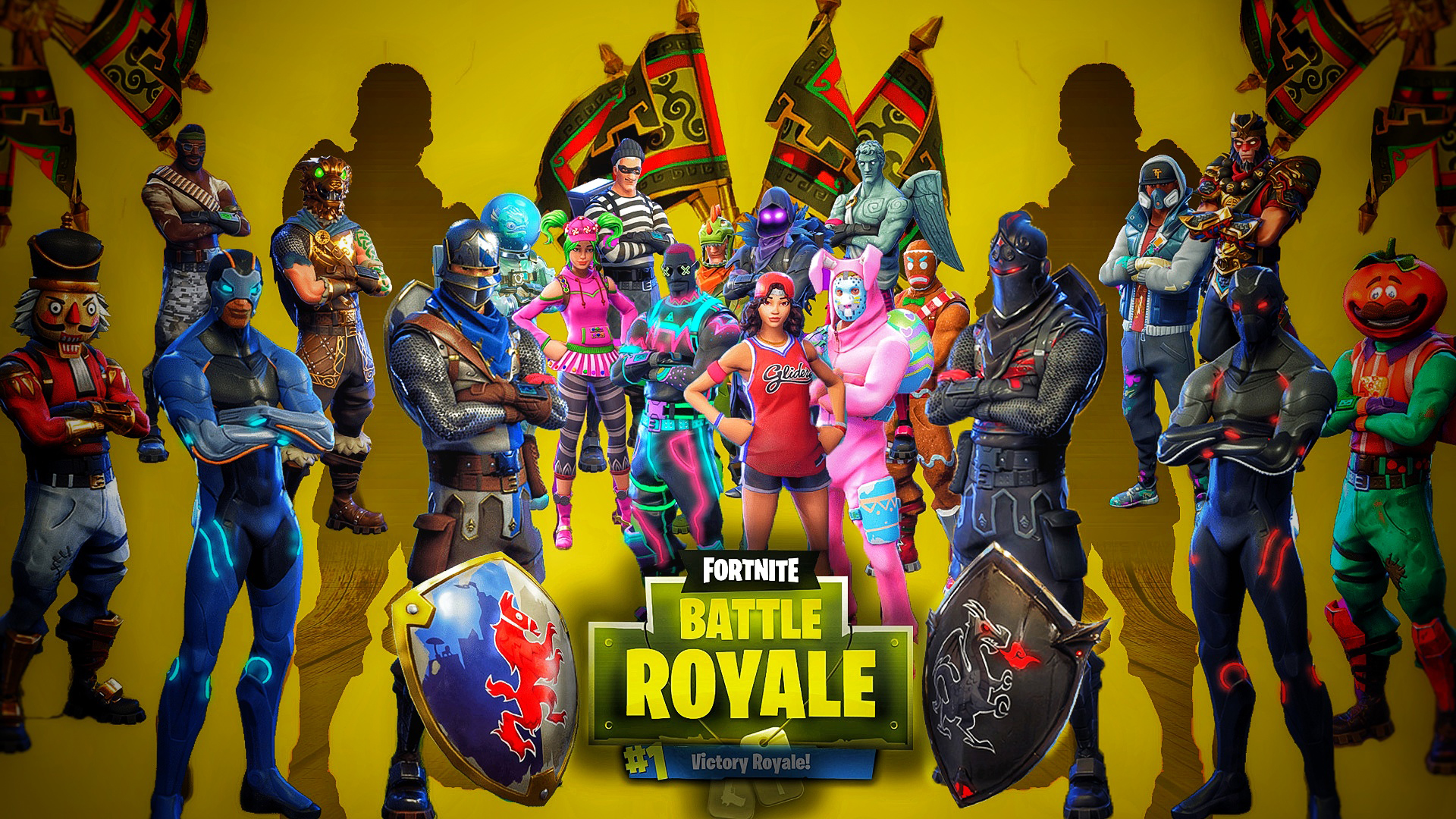 fortnite battle royale wallpaper 69378