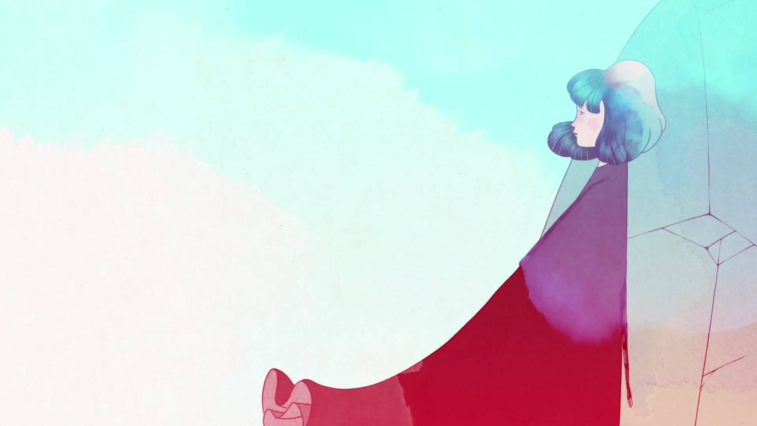 gris game background wallpaper 69735