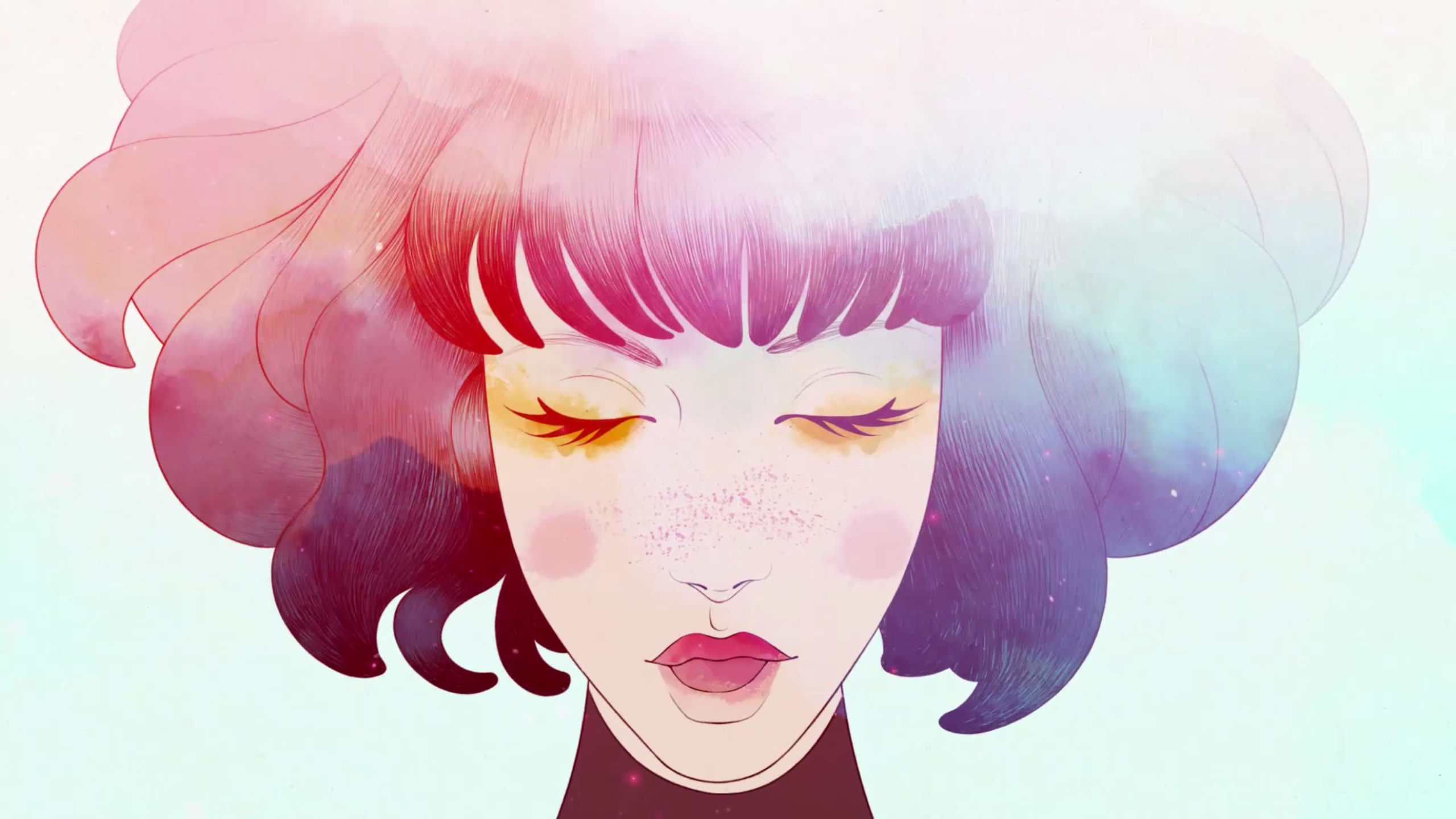 gris game background wallpaper 69741