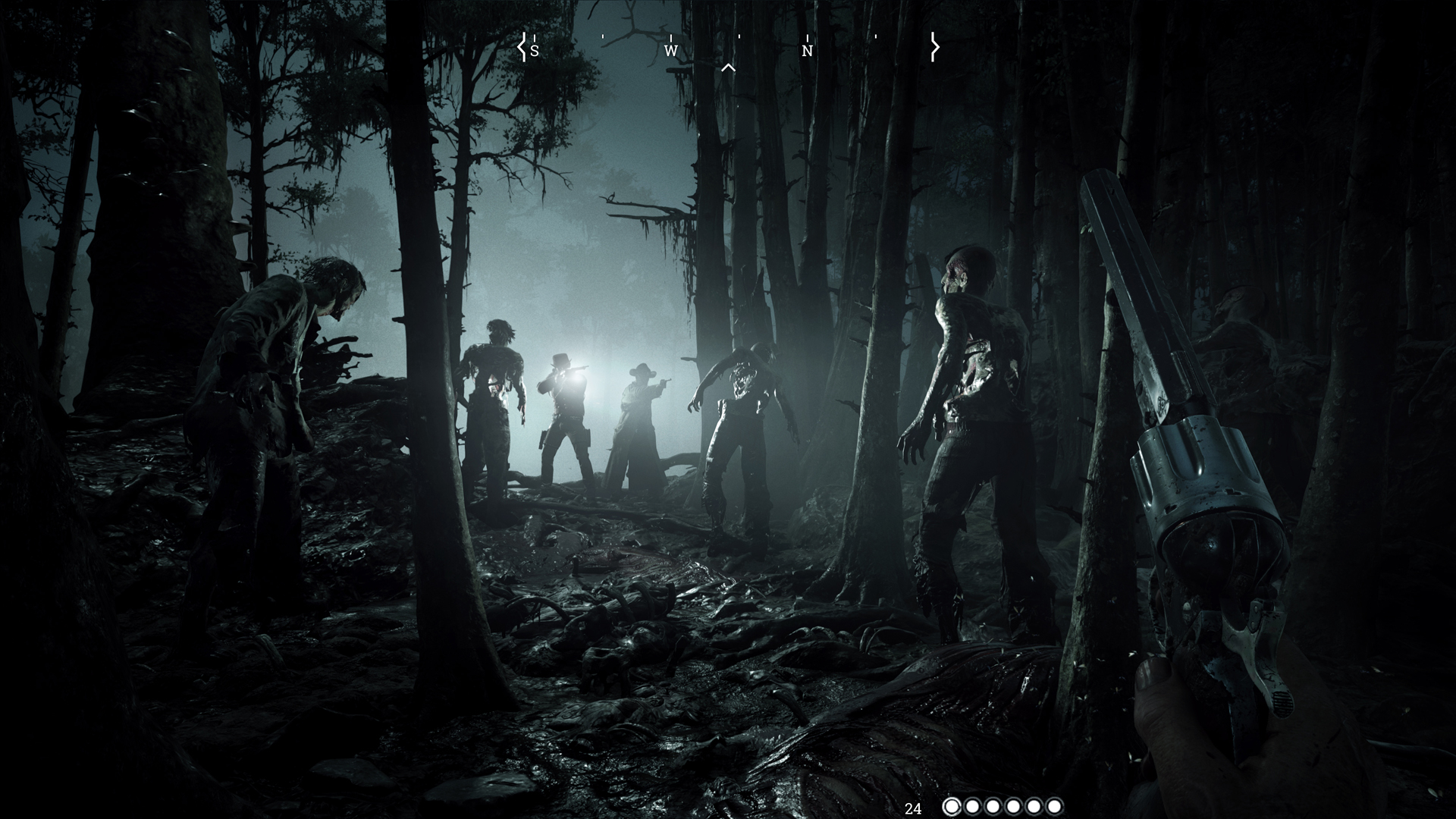 hunt showdown game wallpaper 69635