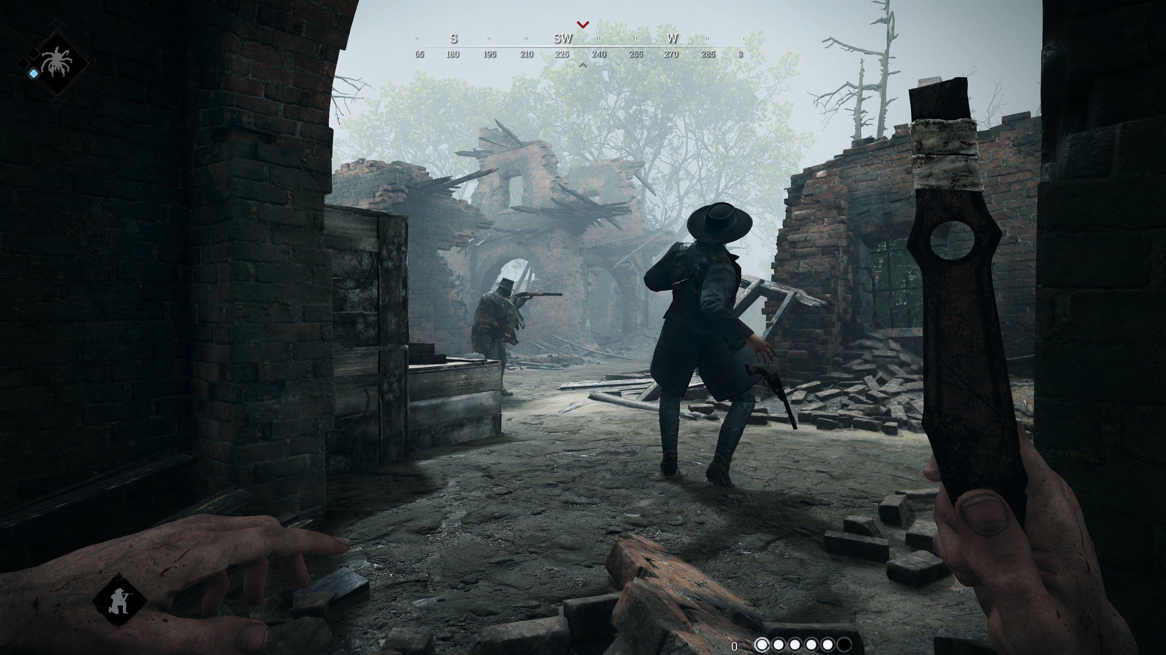 hunt showdown gameplay wallpaper 69630