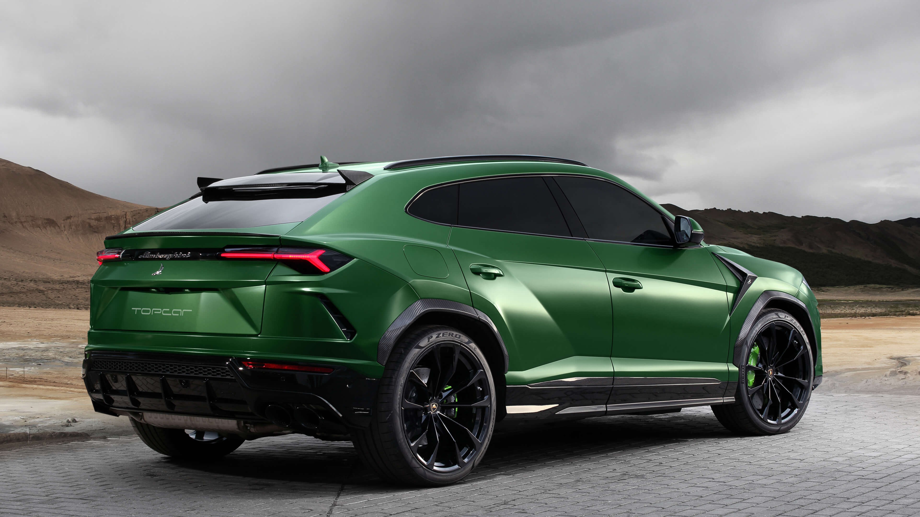 Lamborghini Urus Wide Hd Wallpaper 66535 3840x2160px