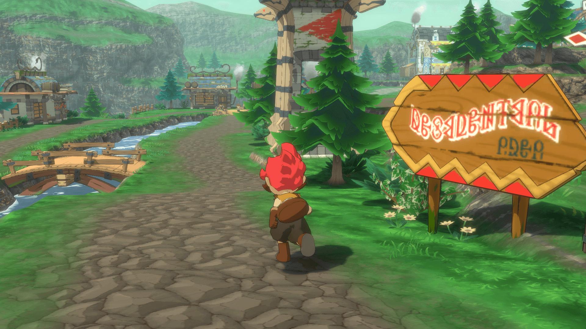 little town hero screenshot wallpaper 69229