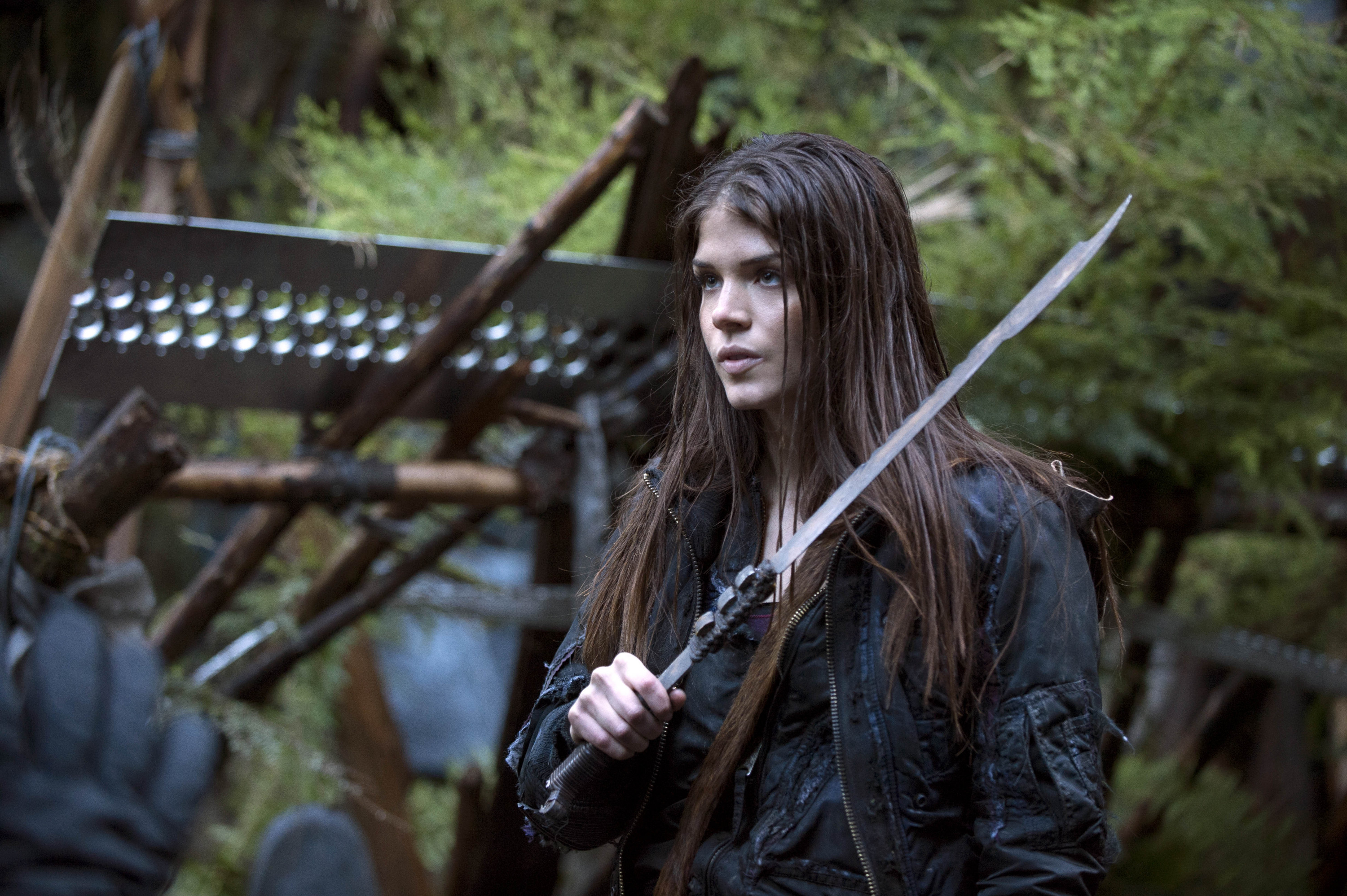 marie avgeropoulos actress background wallpaper 68283