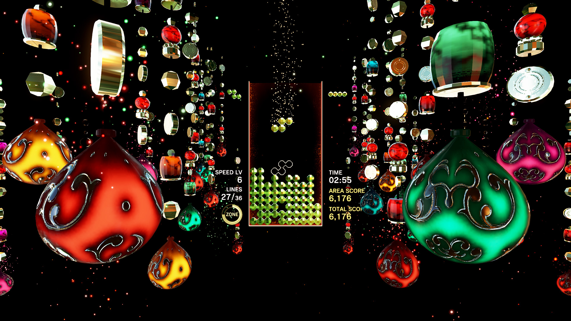 tetris effect game screenshot wallpaper 67840