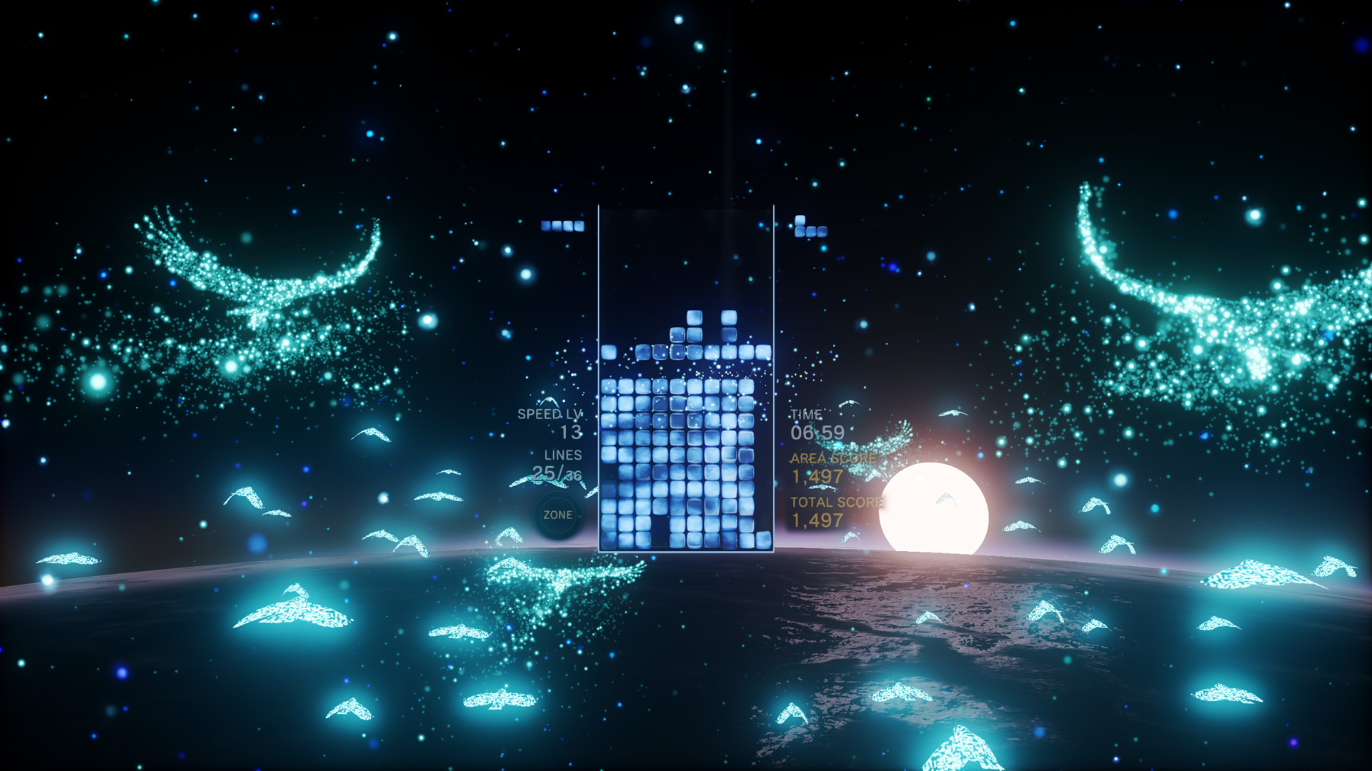 tetris effect wallpaper 67842