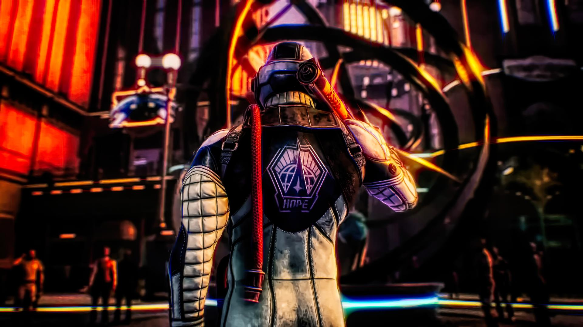the outer worlds hd wallpaper 68090
