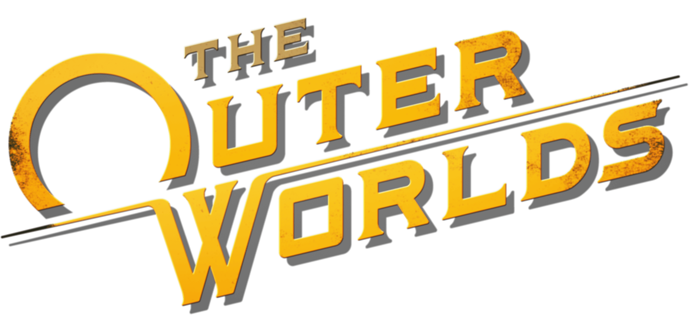 the outer worlds logo wallpaper 68089