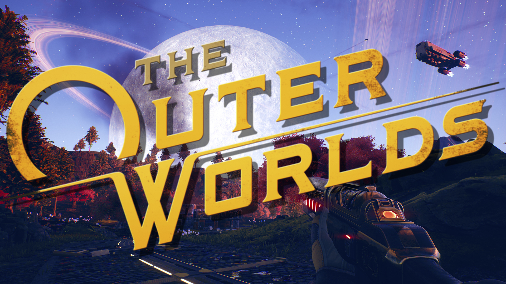 the outer worlds video game hd wallpaper 68092