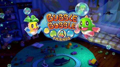 Bubble Bobble 4 Friends Video Game Wallpaper 69557