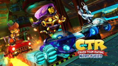 Crash Team Racing Nitro Fueled Computer Wallpaper 68130