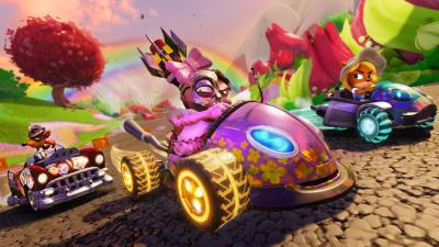 Crash Team Racing Nitro Fueled Desktop Wallpaper 68128