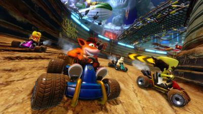 Crash Team Racing Nitro Fueled Wallpaper 68123