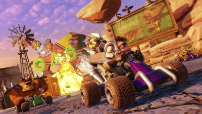 Crash Team Racing Nitro Fueled Wallpaper 68133