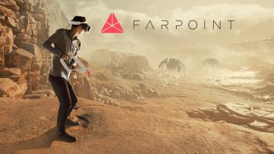 Farpoint VR Game Wallpaper 67800