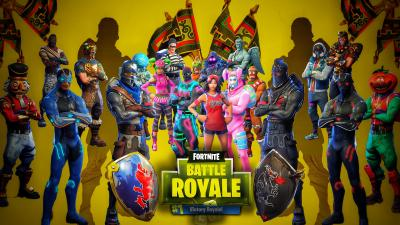Fortnite Battle Royale Wallpaper 69378