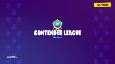 Fortnite Contender League Wallpaper 67813