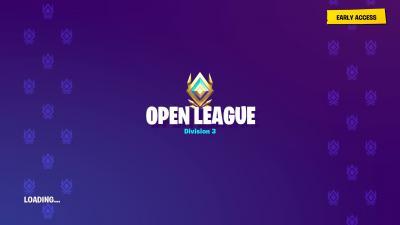 Fortnite Open League Division 3 Wallpaper 67803