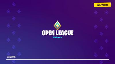 Fortnite Open League Wallpaper 67701