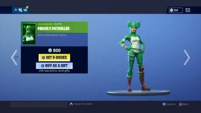 Fortnite Prickly Patroller Wallpaper 67691