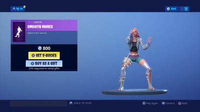 Fortnite Smooth Moves Wallpaper 67808