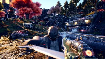 Game The Outer Worlds Wallpaper 68098