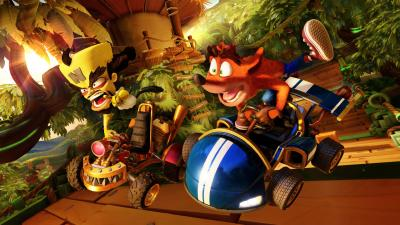 HD Crash Team Racing Nitro Fueled Wallpaper 68127