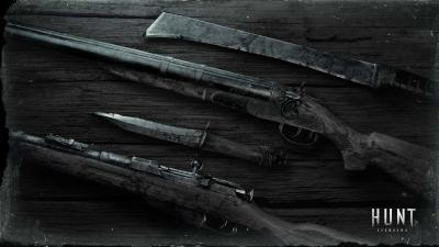 Hunt Showdown Weapons Wallpaper 69642