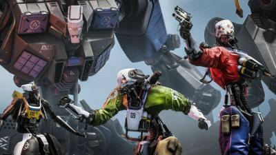 Robo Recall HD Wallpaper 67829
