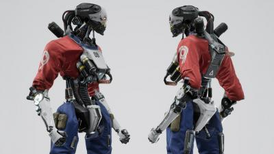 Robo Recall HD Wallpaper 67831