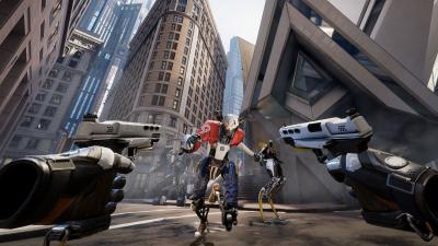 Robo Recall Video Game Wallpaper 67830