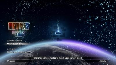Tetris Effect Menu Wallpaper 67838