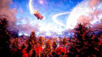 The Outer Worlds Video Game Wallpaper 68091