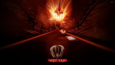Thumper Game Background Wallpaper 69536