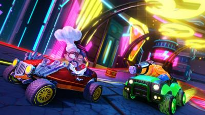 Video Game Crash Team Racing Nitro Fueled Wallpaper 68131