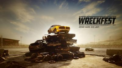 Wreckfest Game Background Wallpaper 69657