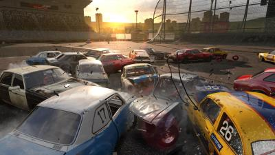 Wreckfest Game Wallpaper 69664
