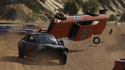 Wreckfest Video Game Wallpaper 69649