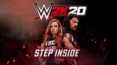 WWE 2K20 Video Game Wallpaper 69594