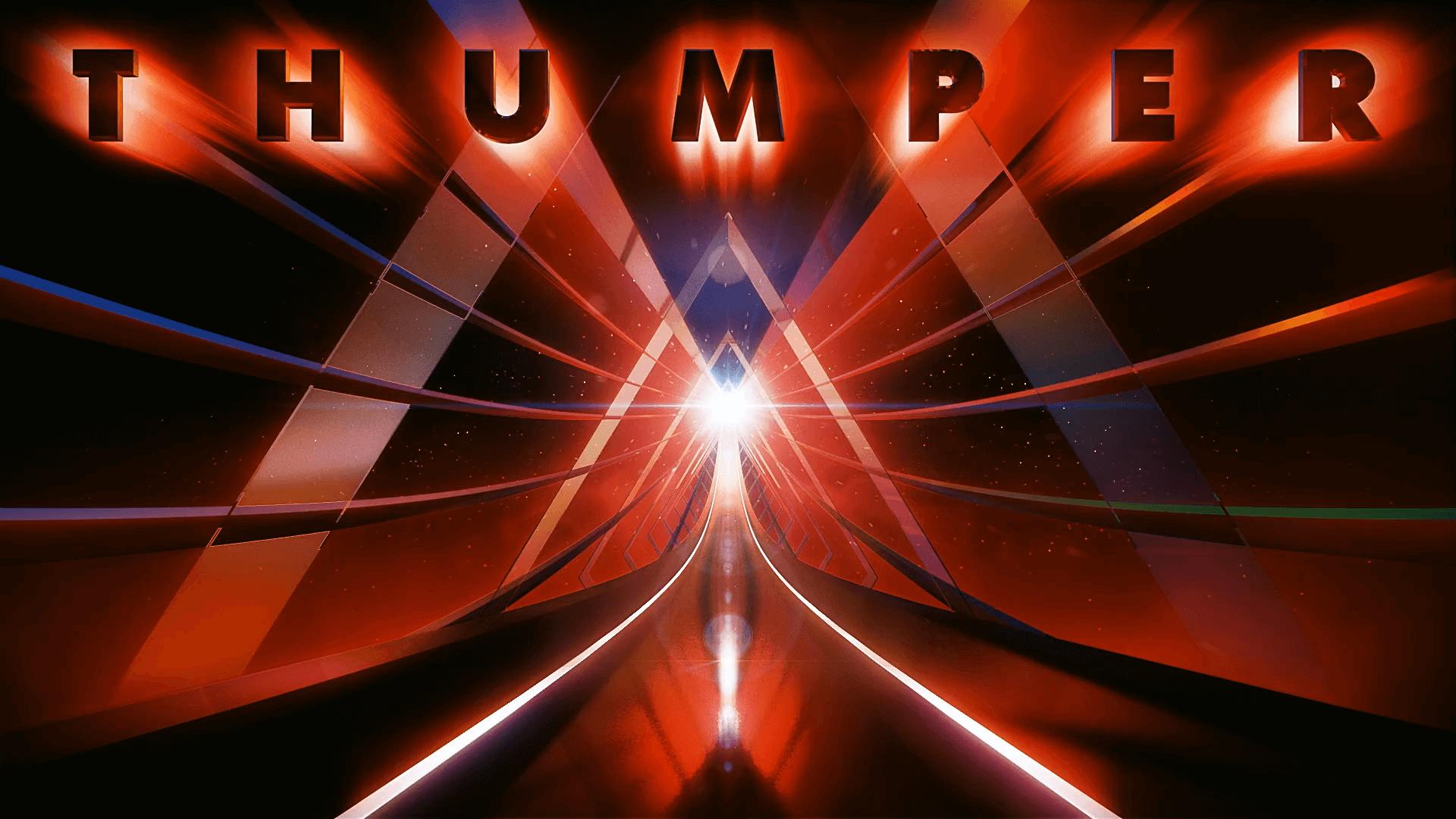 thumper game cover wallpaper 69538