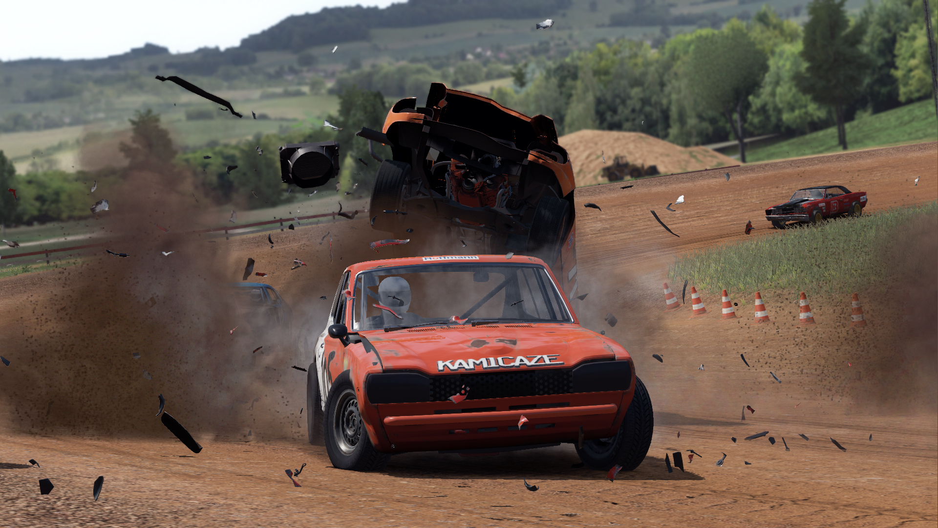 wreckfest screenshot wallpaper 69654