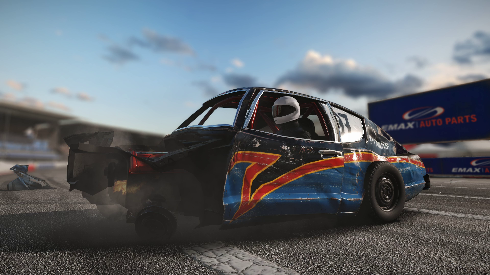 wreckfest wallpaper 69663