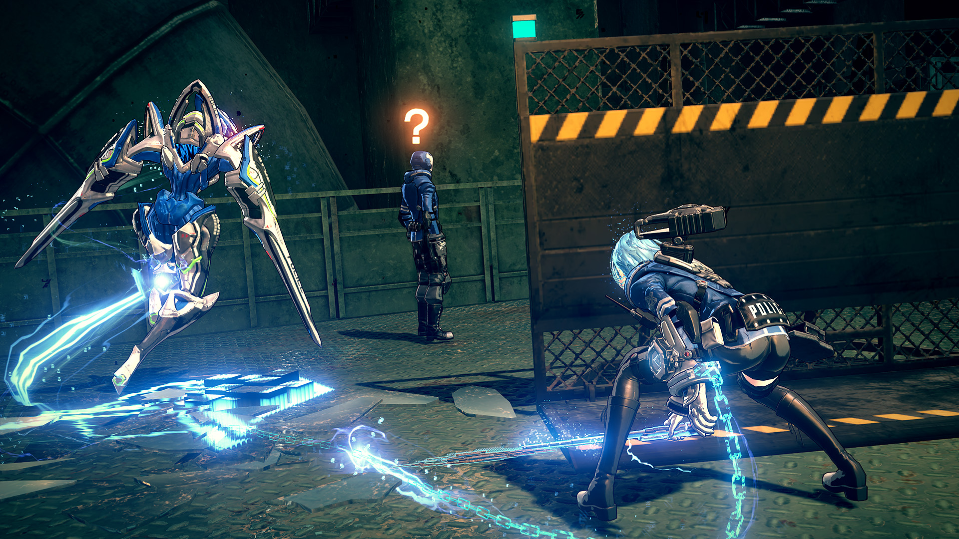 astral chain game wallpaper 67549