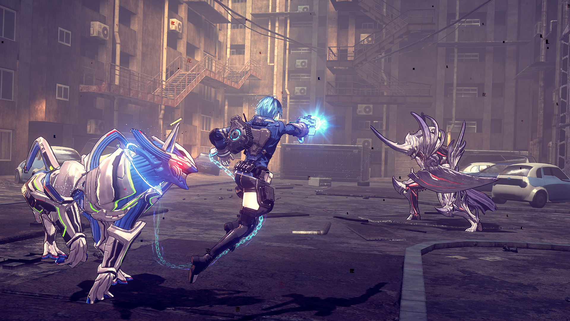 astral chain picture wallpaper 67553