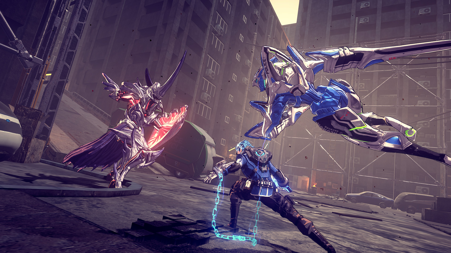 astral chain wallpaper 67555