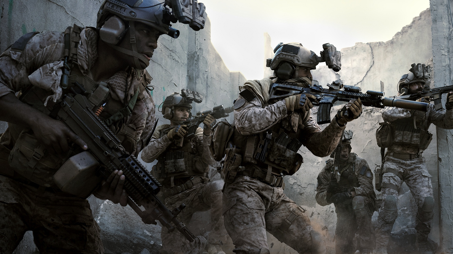 Download Call Of Duty Modern Warfare Hd Wallpaper 69253 1920x1080